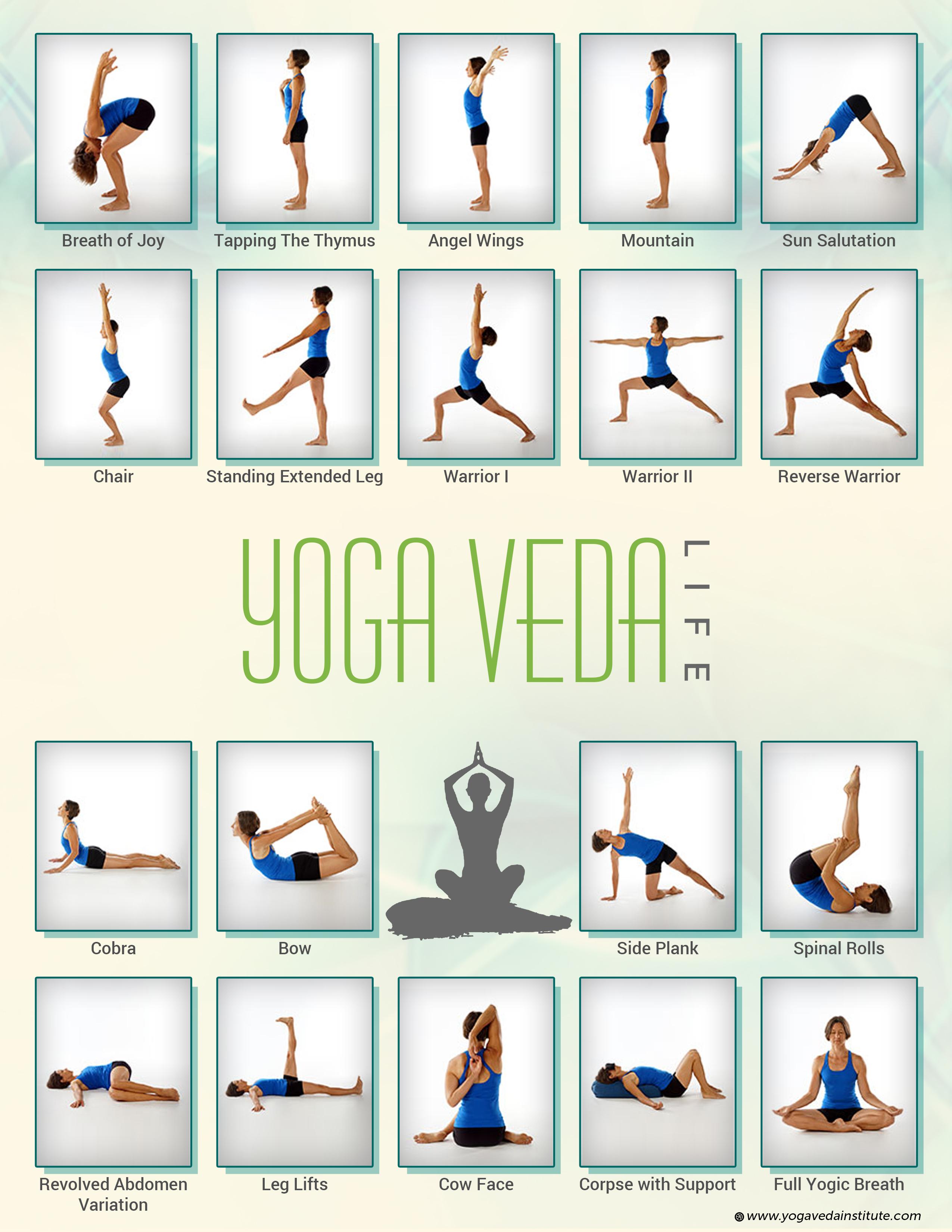 Yoga Sequence For Kapha Dosha
